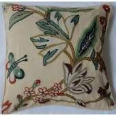 Crewel Pillow CP16