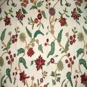 Crewel Fabric C01