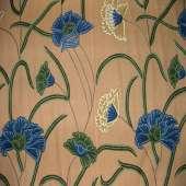Crewel Fabric C23
