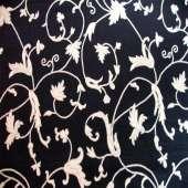 Crewel Fabric C14