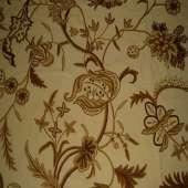 Crewel Fabric C17