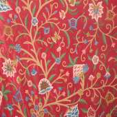 Crewel Fabric C15