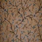 Crewel Fabric C16